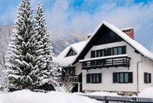 Ski / Ski destinations throughout the world