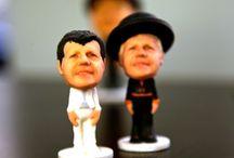 Miniu #miniguest #3dprintevents #cesttendances / Mini figurines 3D