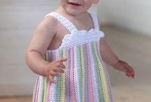 crochet toddlers dresses