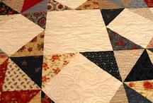 quilting patterns / by Helen LeBrett