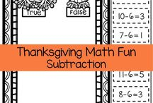 Subtraction Practice and Games