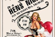 Hens Party Ideas ~ Steph Kacey Jess