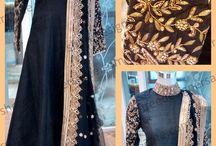 silk suits