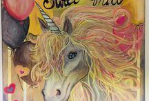Unicorn for Mia