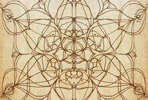 Metatrons. sacred geometry