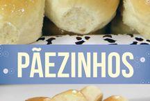 pães gostosos
