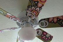 Update a ceiling fan