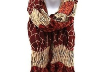Fashion - Women - Accessories - Scarves / Women's scarves / by Lee Turley