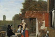 Flemish and dutch art