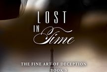 Lost in Time (Book 3 in The Fine Art of Deception Series
