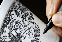 marker art