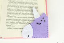 Könyvjelző/Bookmark
