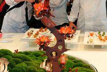 Rzeźba z czekolady