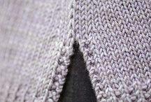 Вязание. Детали.