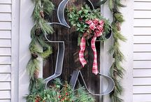 Decorate your Door / First impressions!  Decorate your door and your entryway for each season and occasion.  Curb appeal. Loads of wreaths and ideas to inspire you. / by Nanci Butler