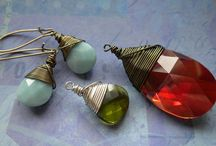 Jewelry making / Wire wrapping
