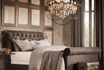 Bedrooms / by Katie Parks