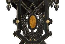 Art Deco : Tables & Chaises