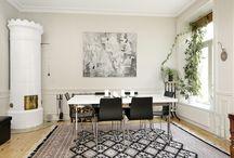Interior design - Dining Room / Det bästa från Bocenter Fastighetsförmedling, heminredning - matsal