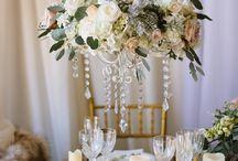 Winter Luxury Wedding Floral Workshop #2dayswithintrigue