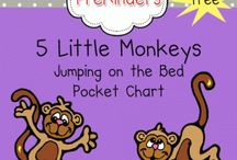 Literacy / Literacy ideas for your preschool, pre-k, childcare, or Head Start classroom.
