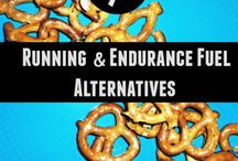 Fueling for Endurance Sports / Food and energy for endurance sports athletes
