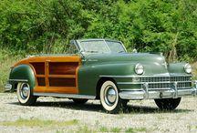 Chrysler / DeSoto / by Bruce Singbeil