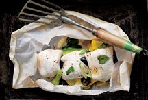 Seafood recipes — Fish / The local catch — including cod, flounder, haddock, hake, herring, pollack, smelt and more!
