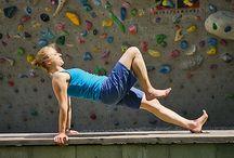 Klettern / Klettern
