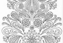 My colouring  pages