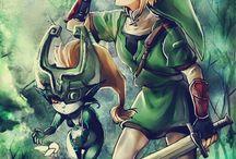 Zelda art!