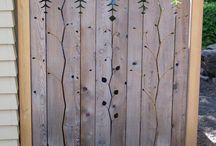 Gates & Fences / by Kyria Baker