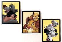 Quadros Disney