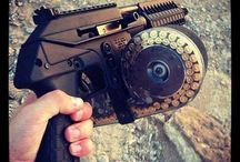 Guns 'n Ammo Knives Survival