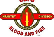 "63rd Infantry Division ""BLOOD AND FIRE"""