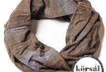 Infinity scarf - Körsál / I make infinity scarves. https://www.facebook.com/pages/K%C3%B6rs%C3%A1l/1492126141072406 www.korsal.hu