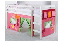 Bottom bunk den for my angel