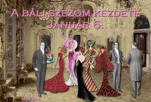 Báli szezon / Ball Season