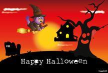 The Holidays / Halloween, X-mas, happy easter, etc...