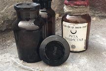 Необычные бутылки и флаконы