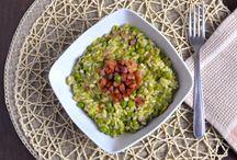 Ricette di Riso Senza Glutine / Riso, rice, arroz. Gluten free, senza glutine, sin gluten, gluten frei. Mangiare sano, mangiare bene, healthy food.