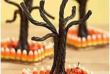Fall/Halloween crafts / by Laura Brown
