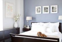 Bedroom's colors