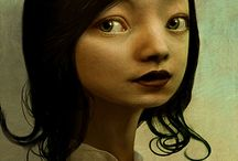 weird,creepy, and ugly  / by Courtney Jones-Mahoney