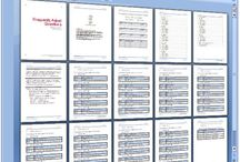 Software Development Templates / Examples of the most elegant and beautiful templates in Apple iWork (Pages and Numbers), MS Word, Excel, and Visio