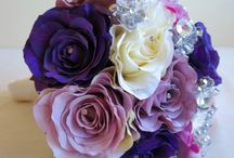 Cadbury Purple Wedding Theme / Purple is such an opulent colour for your wedding and will look beautiful in your photos.