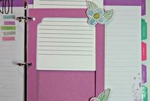Planners | DIY Projects / Creative ideas for the planners | planner DIY | dividers | pockets | decorating