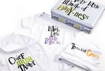 Great Gifts For Baby / Cool ideas for gifts for New Baby's.