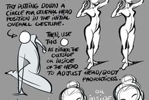 { GrizandNorm Art Tips }