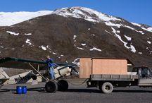Alaska på tværs / Billeder fra min solo tur på tværs af Alaska i sommeren 2014 60 dage til fods ca. 900 km og 12 dage i en gummibåd ca. 650 km